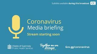 COVID-19 Media Briefing - Friday 5th February 2021