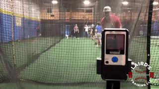 Ball State Baseball Commit 95 MPH Run & Gun | 2020 Arm Care & Velo Camp