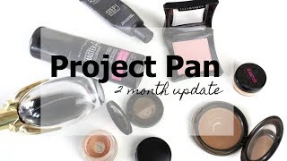 Project Pan Autumn Edition 2018 - 2 Month Update