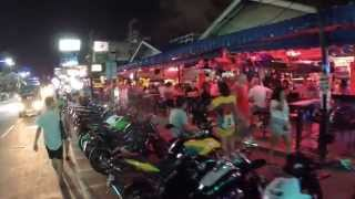 preview picture of video 'Pattaya Soi 8 2015'