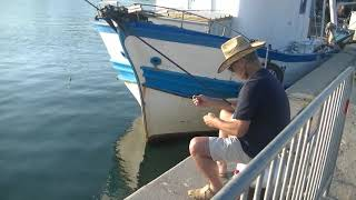 Рыбалка на море в болгарии