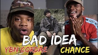 YBN Cordae   Bad Idea (feat. Chance The Rapper)   REACTIONDISSECTED