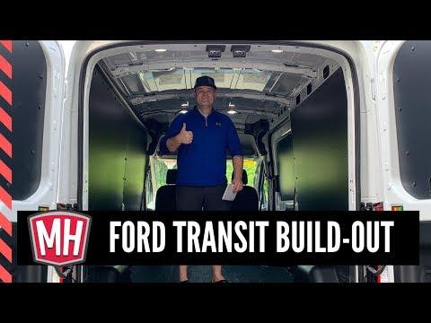 Plumbing Van Build-out