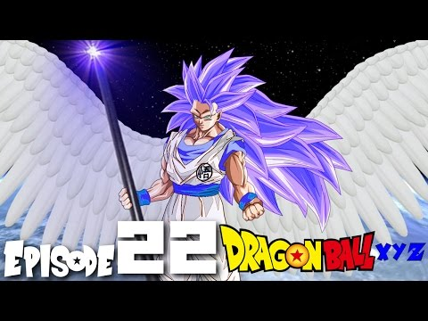 Dragon Ball XYZ: Episode 22 (Holy Frieza Saga - Episode 10) (fan made series)