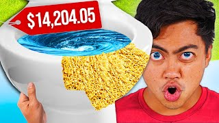 Can You Fix a Toilet with Ramen Noodles?