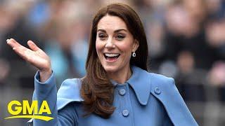 Honoring Duchess Kate On Her 38th Birthday | GMA Digital