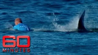 Mick Fanning opens up about shark attack | 60 Minutes Australia