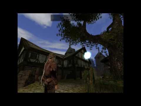 Jirkův let's play - Gothic  2 (8) Potyčka s hromotlukem