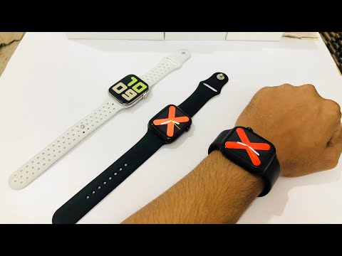 Unboxing Apple watch | 1st quality | Premium quality | 3 Types of apple watch for order 9491238008