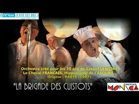 ORCHESTRE DES CHEFS CUISINIERS DE PARIS