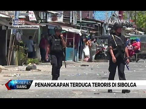 Penangkapan Terduga Teroris di Sibolga, dari Ledakan Hingga Ratusan Kilogram Bahan Peledak