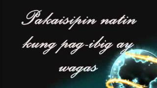 Basil Valdez - Kastilyong Buhangin With Lyrics