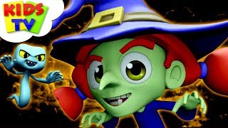 Hello Its Halloween   Supremes Halloween Videos   Scary Nursery Rhymes For Kids
