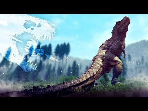 TOWERING TYPE-H MONSTERS BATTLE FOR ALL! - The Isle - Type-H Carno VS Hypo Giga! - Isle Gameplay