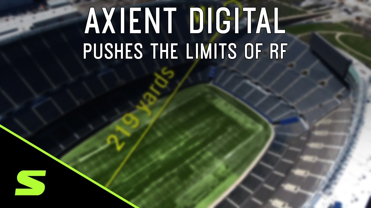Shure Axient Digital pushes the limits of RF