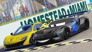 JACKSON STORM CLOSEST FINISH EVER?!?!? (0.001!) | Forza Motorsport 6 | NASCAR Expansion