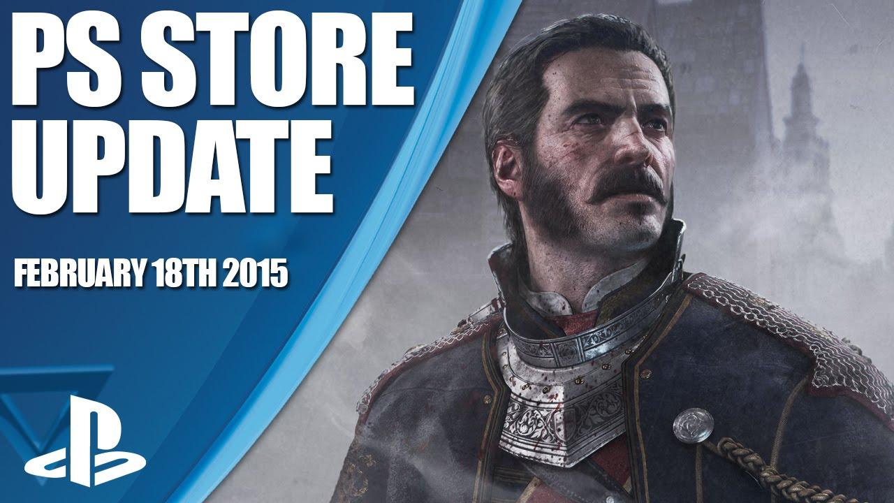 Mise à jour du PlayStation Store : The Order: 1886, Q*Bert et plus…