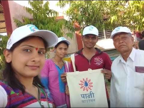 Satyamev Jayate Water Cup 2017 | Portrait of a Volunteer (Marathi)