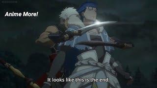 Cu Chulainn  - (Fate/Grand Order) - Caster Vs Archer Fight