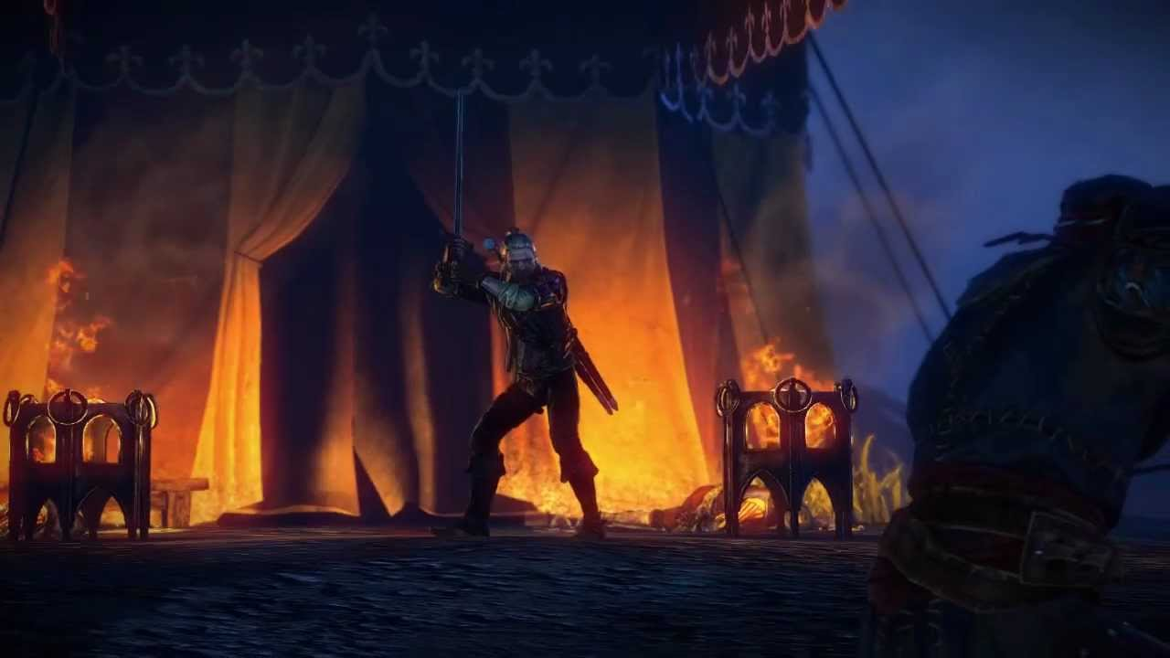 The Witcher 2: Enhanced Edition And Its New Elements…