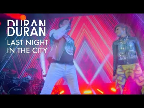Last Night in the City (Feat. Kiesza)