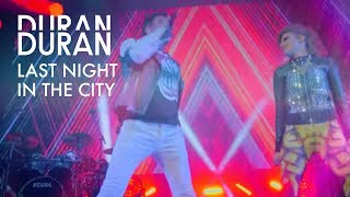 Duran Duran - Last Night in the City featuring Kiesza (Official Music Video)