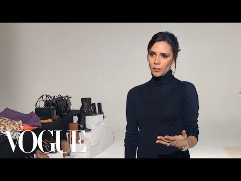 , title : 'Victoria Beckham Takes You Behind the Scenes of Her Fall 2018 Show | Vogue'