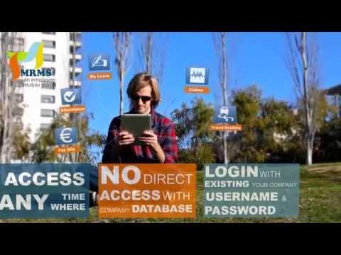 Video of MRMS app