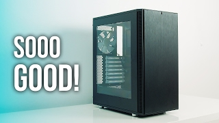 Best Case Under $100? Fractal Design Define C & Mini-C