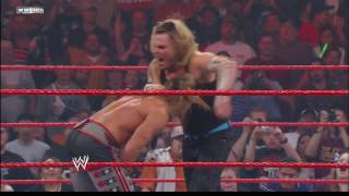 Shawn Michaels vs. Jeff Hardy: Raw, Feb. 4, 2008