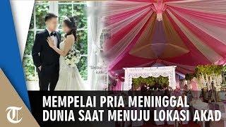 Tempat Pernikahan Sudah Siap, Mempelai Pria di Pati Meninggal Dunia saat Menuju Lokasi Akad