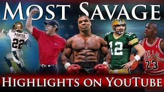 Most Savage Sports Highlights on Youtube (Volume 2)