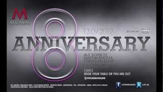 8vo Aniversario JET Jueves 092012