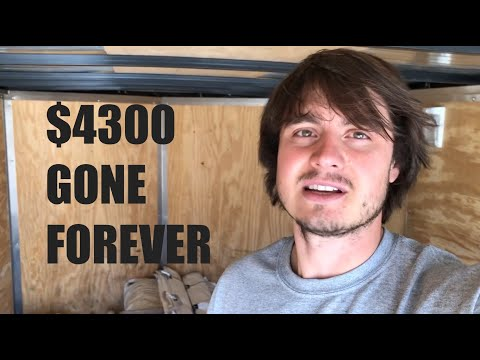 $4300 Gone Forever - Growing My Event Rental Business