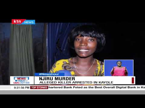 Drama in Kayole after man accused of murdering ex-girlfriend threatened to commit suicide