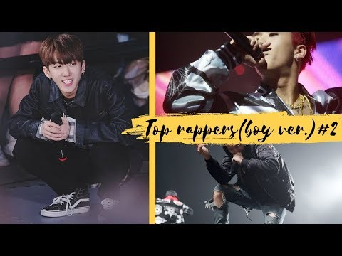 Top rappers (boy ver.) #2