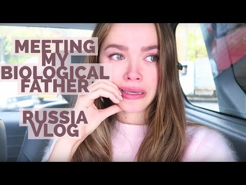Meeting My Biological Father For The First Time | Russia Travel Vlog | Part 3