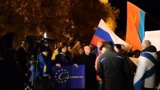 Украинские СМИ обманывают людей! Съемка сюжета в Севастополе