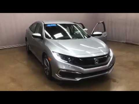 Pre-Owned 2020 Honda Civic LX