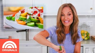 3 Easy Low-Calorie Ranch Dressing Recipes With Joy Bauer   Joy Full Eats   TODAY
