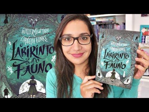 O Labirinto do Fauno por Guillermo del Toro e Cornelia Funke | Amiga da Leitora