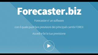 Come usare il FORECASTER - Registrazione Webinar
