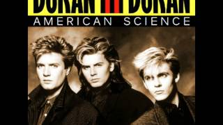 Duran Duran - American Science (Chemical Reaction Meltdown Mix)