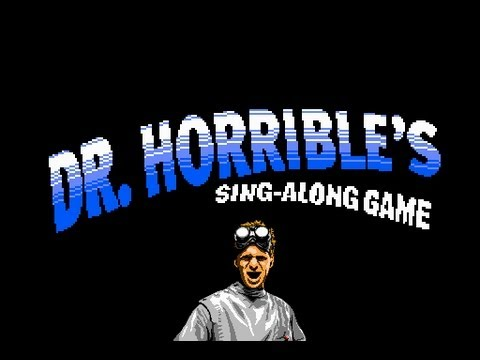 8-Bit Dr. Horrible Is Genius