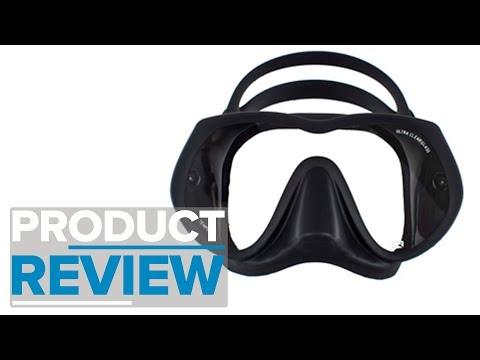 Dive Rite Ultra Clear Frameless Mask Review