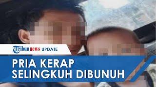 Kerap Kali Selingkuh, Pria di Ogan Ilir Tewas Dibunuh, Warga Geram & Tolak Pemakaman Jasad di Desa