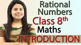 Introduction - Rational Numbers Chapter 1 - NCERT Class 8th Maths Solutions