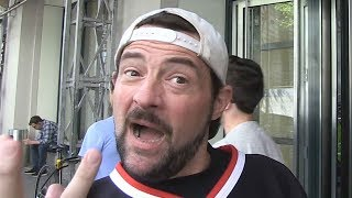 Kevin Smith is All About the Beans On His New Diet