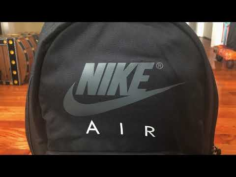 Nike Air Backpack Review