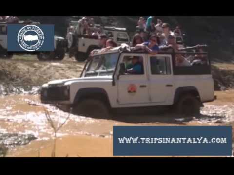 Alanya jeep safari tour 6
